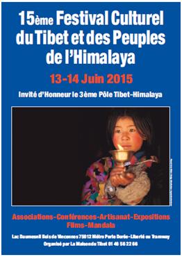 Himalayan Festival Paris Posture