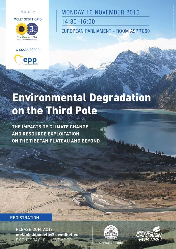 Tibet Environment